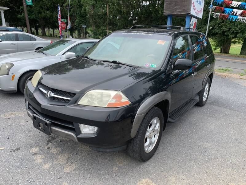 2001 Acura MDX for sale at Harrisburg Auto Center Inc. in Harrisburg PA