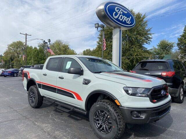 2021 Ford Ranger for sale in Tipton, IN