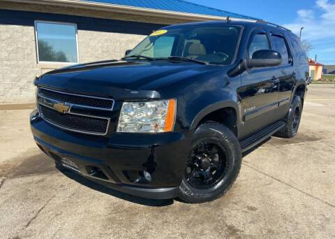 2007 Chevrolet Tahoe for sale at Auto House of Bloomington in Bloomington IL