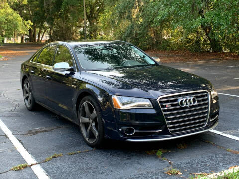 2013 Audi S8 for sale at Orlando Auto Connect in Orlando FL
