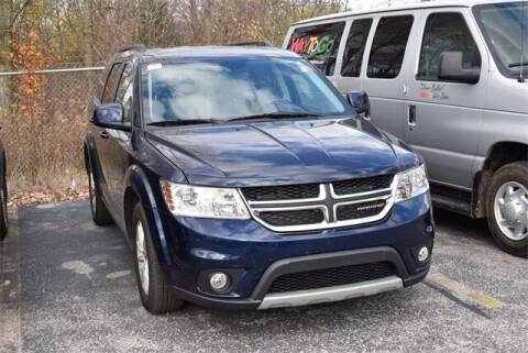 2018 Dodge Journey for sale at BOB ROHRMAN FORT WAYNE TOYOTA in Fort Wayne IN