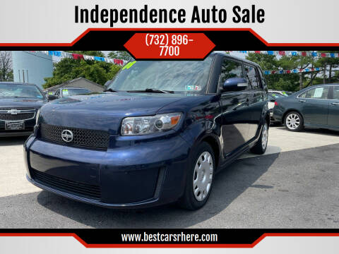 2008 Scion xB for sale at Independence Auto Sale in Bordentown NJ