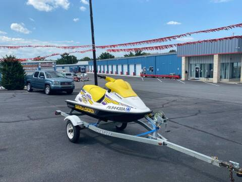 1998 Bombardier Sea Doo for sale at 4X4 Rides in Hagerstown MD