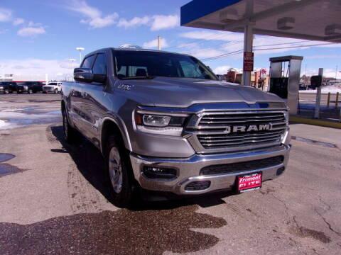 2019 RAM Ram Pickup 1500 for sale at Rocky Mountain Commercial Trucks in Casper WY
