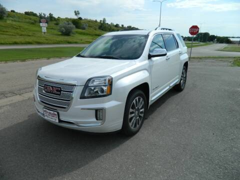 2016 GMC Terrain for sale at Dick Nelson Sales & Leasing in Valley City ND