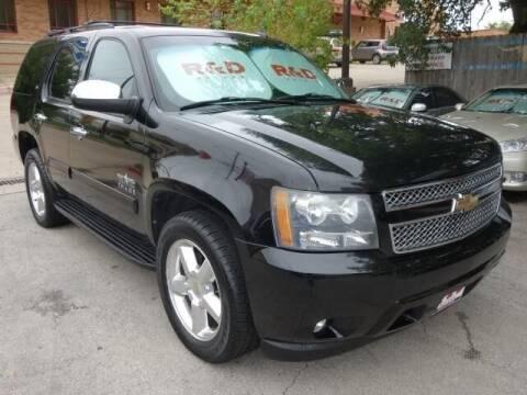 2011 Chevrolet Tahoe for sale at R & D Motors in Austin TX