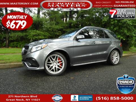 2017 Mercedes-Benz GLE for sale at European Masters in Great Neck NY