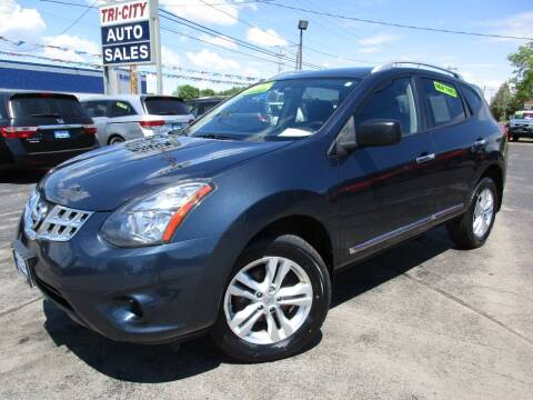 2015 Nissan Rogue Select for sale at TRI CITY AUTO SALES LLC in Menasha WI