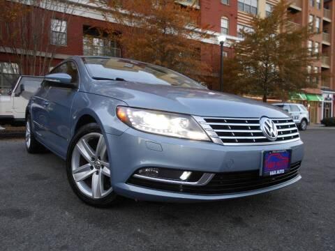 2013 Volkswagen CC for sale at H & R Auto in Arlington VA