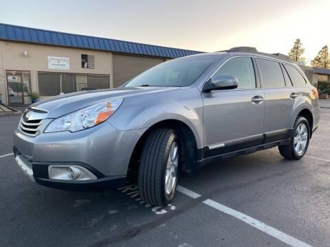 2010 Subaru Outback for sale at Exelon Auto Sales in Auburn WA