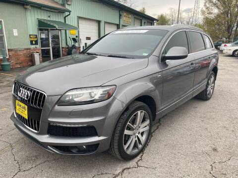 2011 Audi Q7 for sale at ASHLAND AUTO SALES in Columbia MO