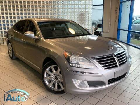 2011 Hyundai Equus for sale at iAuto in Cincinnati OH