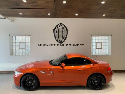 2016 BMW Z4 for sale at Midwest Car Connect in Villa Park IL