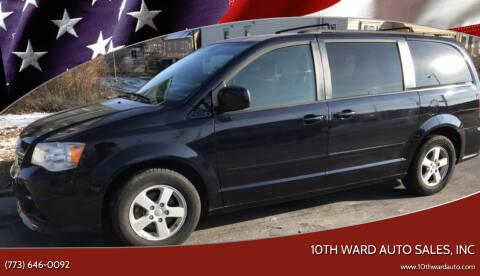 2011 Dodge Grand Caravan for sale at 10th Ward Auto Sales, Inc in Chicago IL