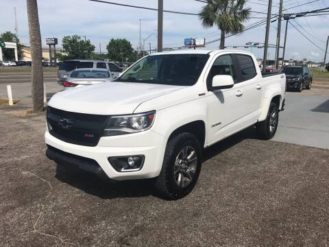 2016 Chevrolet Colorado for sale at Advance Auto Wholesale in Pensacola FL