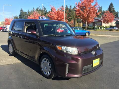 2012 Scion xB for sale at Federal Way Auto Sales in Federal Way WA