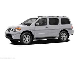 2011 Nissan Armada for sale at BORGMAN OF HOLLAND LLC in Holland MI