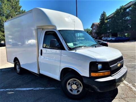 2012 Chevrolet Express Cutaway for sale at CarDen in Denver CO