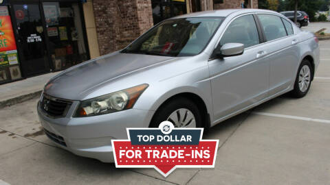 2008 Honda Accord for sale at NORCROSS MOTORSPORTS in Norcross GA
