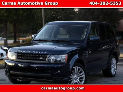 2011 Land Rover Range Rover Sport for sale at Carma Auto Group in Duluth GA