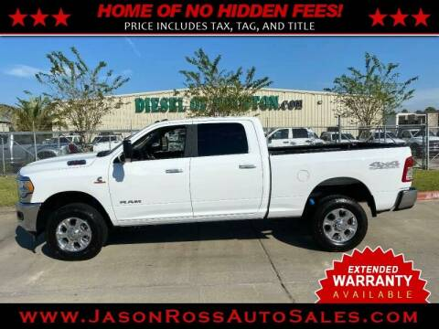 2019 RAM Ram Pickup 2500 for sale at Jason Ross Auto Sales in Burlington NC