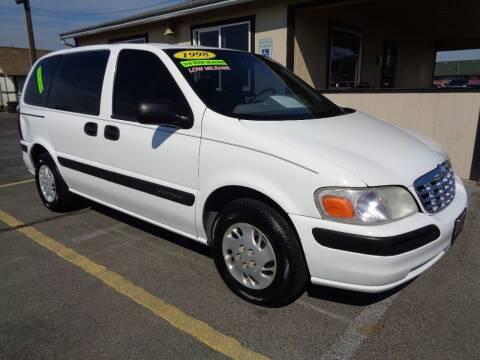 1998 Chevrolet Venture for sale at BBL Auto Sales in Yakima WA
