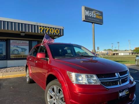 2011 Dodge Journey for sale at MotoMaxx in Spring Lake Park MN