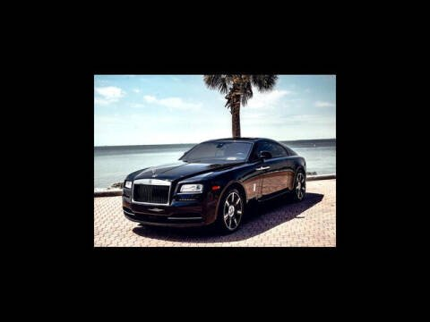 2016 Rolls-Royce Wraith for sale at ELITE MOTOR CARS OF MIAMI in Miami FL