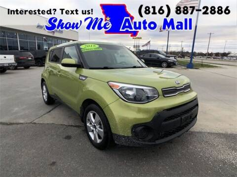 2018 Kia Soul for sale at Show Me Auto Mall in Harrisonville MO