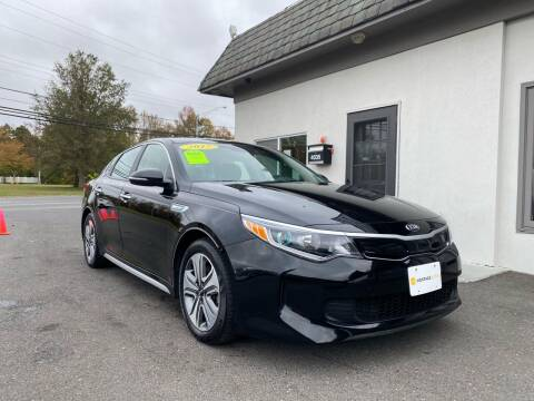 2017 Kia Optima Hybrid for sale at Vantage Auto Group in Tinton Falls NJ