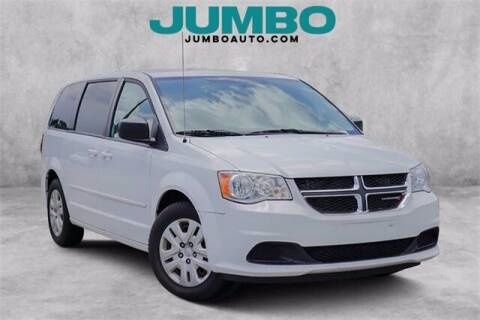2017 Dodge Grand Caravan for sale at Jumbo Auto & Truck Plaza in Hollywood FL