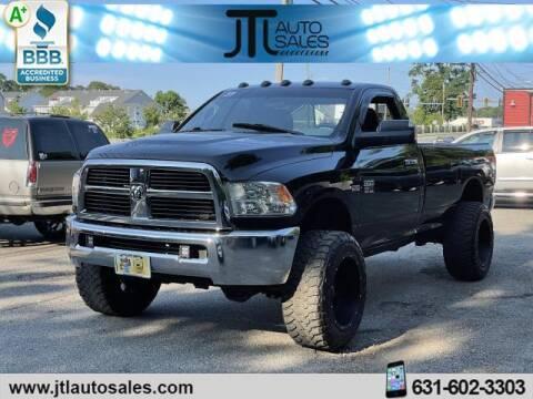 2012 RAM Ram Pickup 2500 for sale at JTL Auto Inc in Selden NY