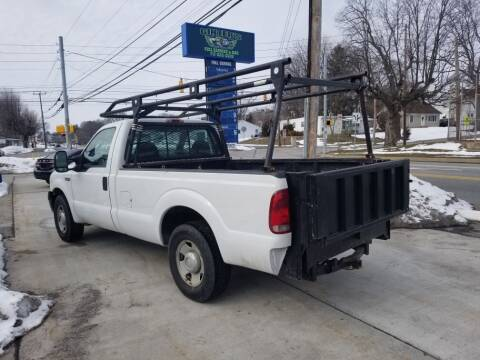 2005 Ford F-250 Super Duty for sale at Ginters Auto Sales in Camp Hill PA