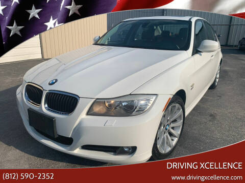 2011 BMW 3 Series for sale at Driving Xcellence in Jeffersonville IN