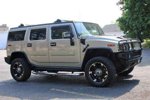 2006 HUMMER H2 for sale at Great Lakes Classic Cars & Detail Shop in Hilton NY