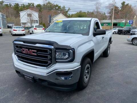 2016 GMC Sierra 1500 for sale at Platinum Auto in Abington MA