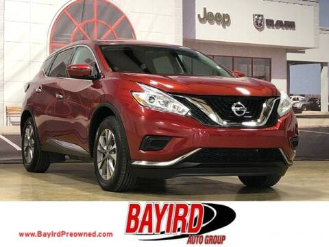 2017 Nissan Murano for sale at Bayird Truck Center in Paragould AR