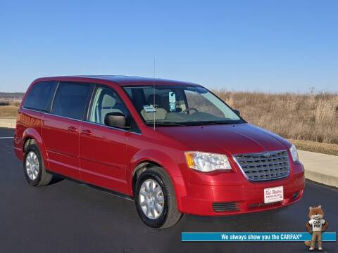 2009 Chrysler Town and Country for sale at Bob Walters Linton Motors in Linton IN