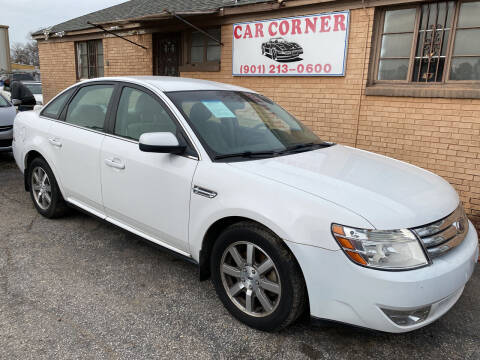 2008 Ford Taurus for sale at Car Corner in Memphis TN