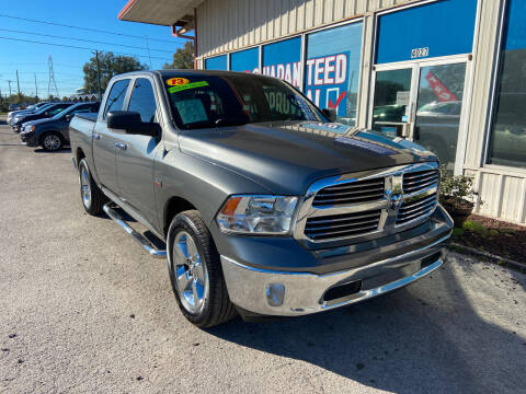 2013 RAM Ram Pickup 1500 for sale at Lee Auto Group Tampa in Tampa FL