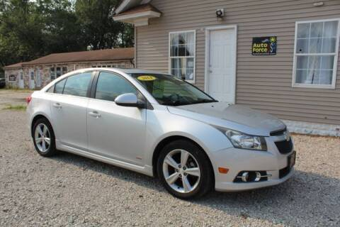 2014 Chevrolet Cruze for sale at Auto Force USA in Elkhart IN