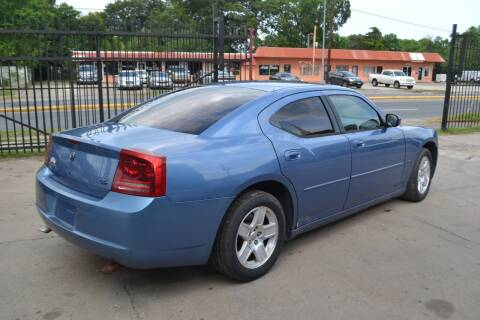 2007 Dodge Charger for sale at Preferable Auto LLC in Houston TX