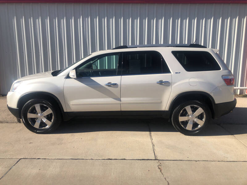 2012 GMC Acadia for sale at WESTERN MOTOR COMPANY in Hobbs NM