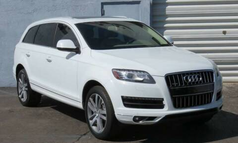 2015 Audi Q7 for sale at JumboAutoGroup.com - Carsntoyz.com in Hollywood FL