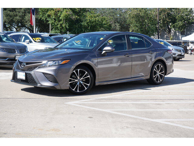 2019 Toyota Camry for sale at BAYWAY Certified Pre-Owned in Houston TX