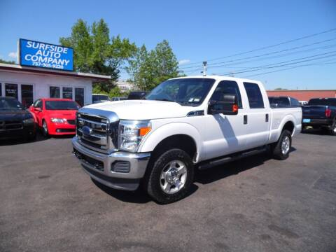 2016 Ford F-250 Super Duty for sale at Surfside Auto Company in Norfolk VA