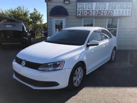 2014 Volkswagen Jetta for sale at Silver Auto Partners in San Antonio TX