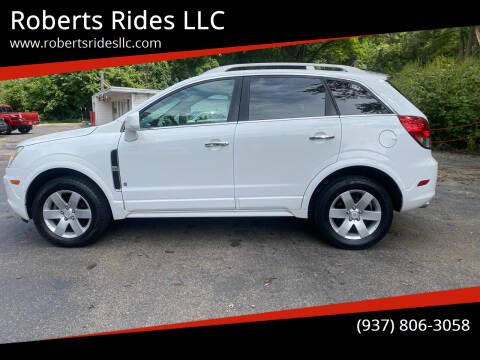 2008 Saturn Vue for sale at Roberts Rides LLC in Franklin OH