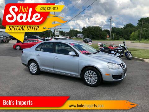 2010 Volkswagen Jetta for sale at Bob's Imports in Clinton IL