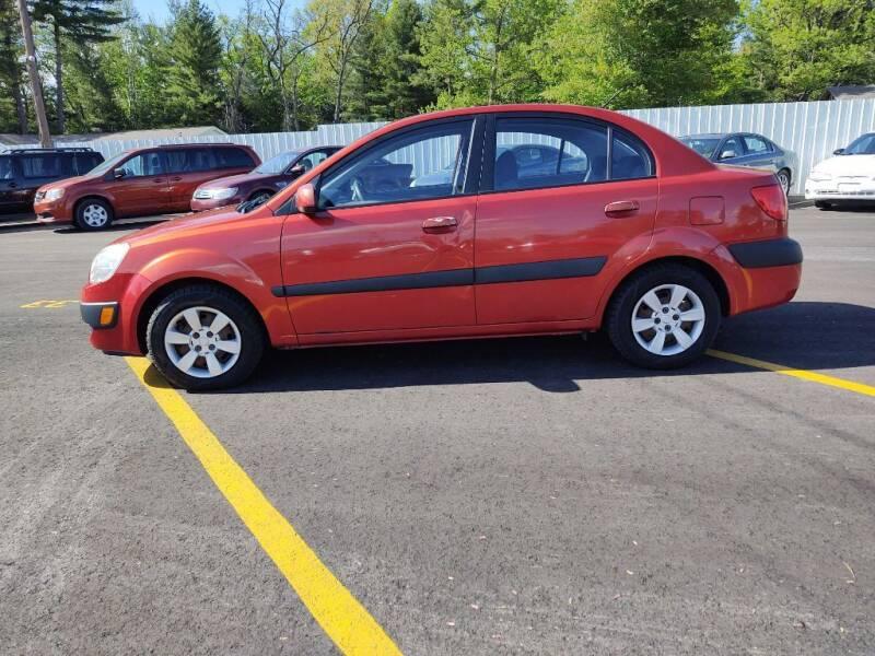 2007 Kia Rio for sale at Hilltop Auto in Prescott MI